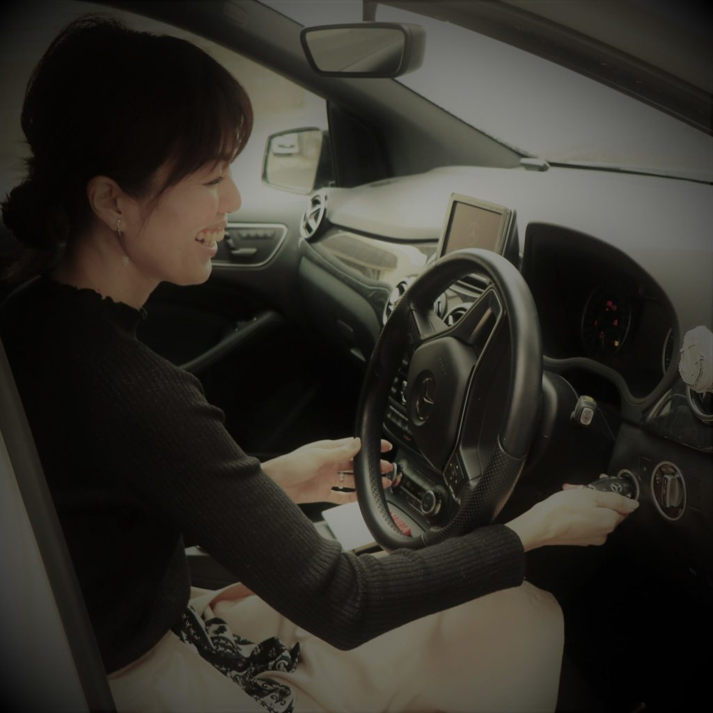 【intaerview】Mercedes-Benz B-Class オーナー 素敵に輝く香織さんにインタビュー