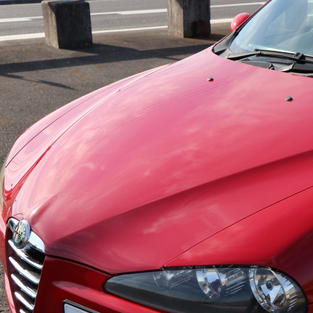 image-車も黄砂にご注意を! | Car Shop Dearsign