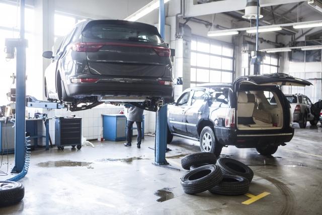 image-事故車と修復歴の違い | Car Shop Dearsign