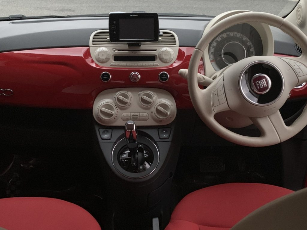 image-【recommend】可愛いさとオシャレさを兼ね揃えるfiat500   Car Shop Dearsign