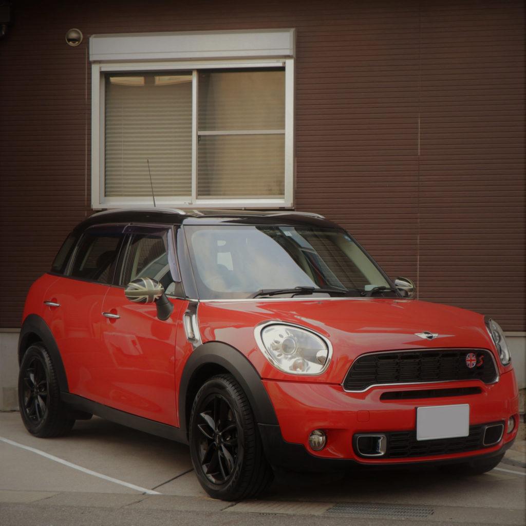 image-MINIオーナーであるご夫婦にインタビュー。MINIの良さ、MINIに決めた理由、車選びのことなどお話伺いました! | 【interview】MINIの良さ、MINIに決めた理由、車選びのこと。 Car Shop Dearsign