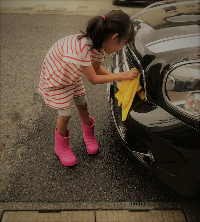 【recommend】天気がよくて洗車がしたくなるとき