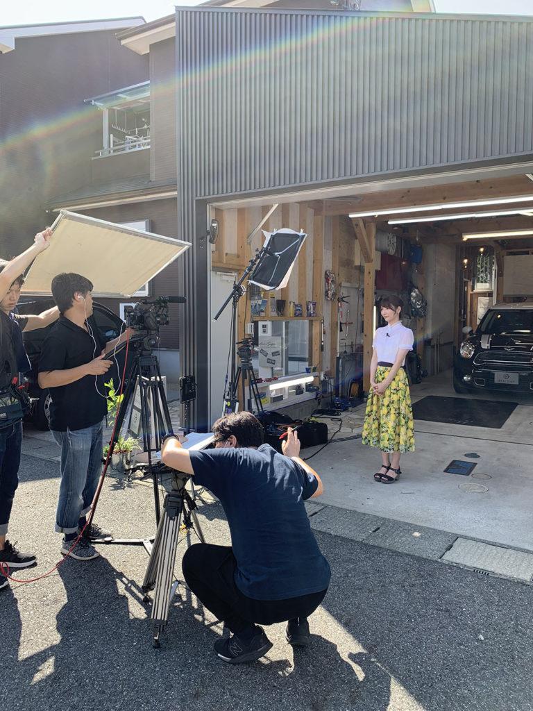 image-2019年9月7日(土)BBC 滋賀経済NOW 当社の特集が放送されました! | BBC 当社の特集が放送されました! Car Shop Dearsign