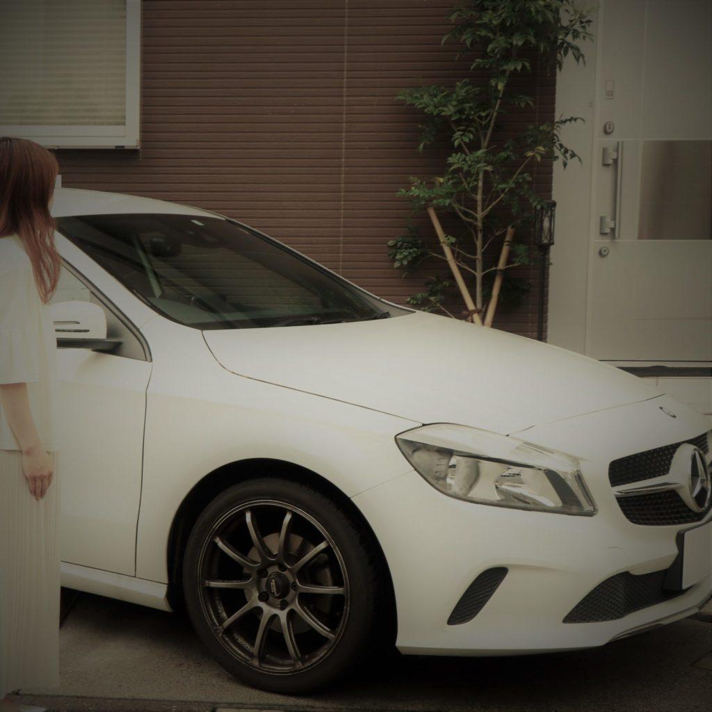 【interview】自分がいいと思う車を乗りたくてメルセデスベンツを選びました。