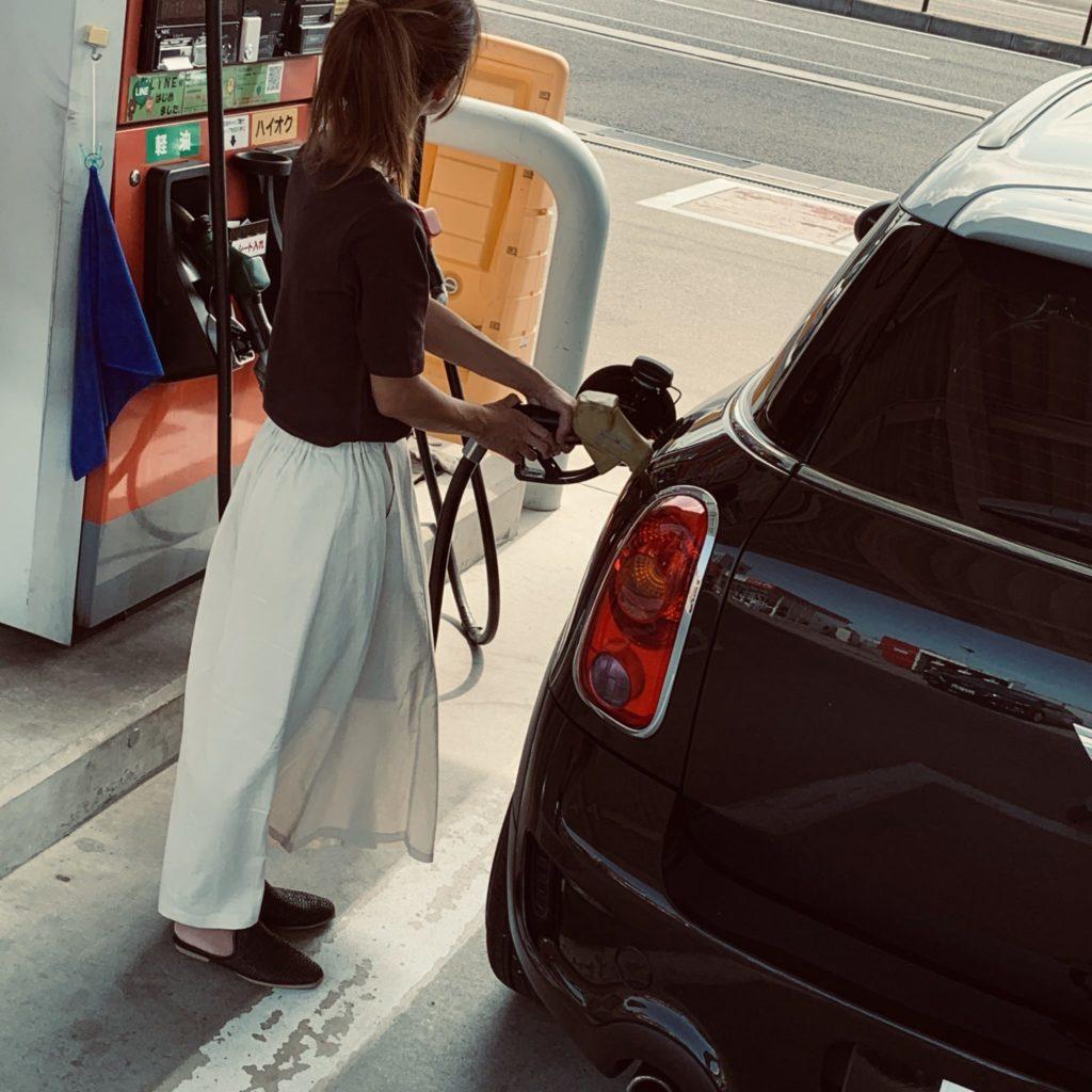 【Column】ガソリンはいつ入れる?