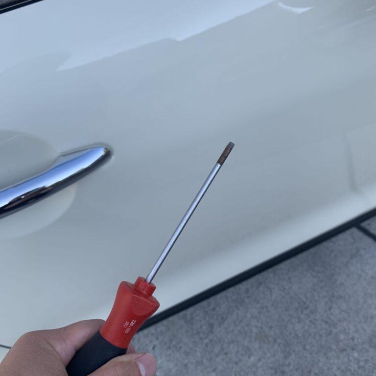image-自分でも出来るメンテ ミニ編 | Car Shop Dearsign