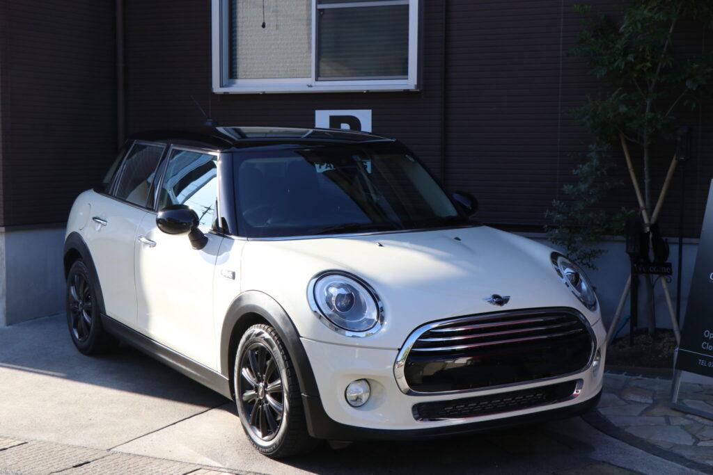 image-憧れのMINI! 子育て真っ最中の「今だからこそ乗りたい」車 | Car Shop Dearsign
