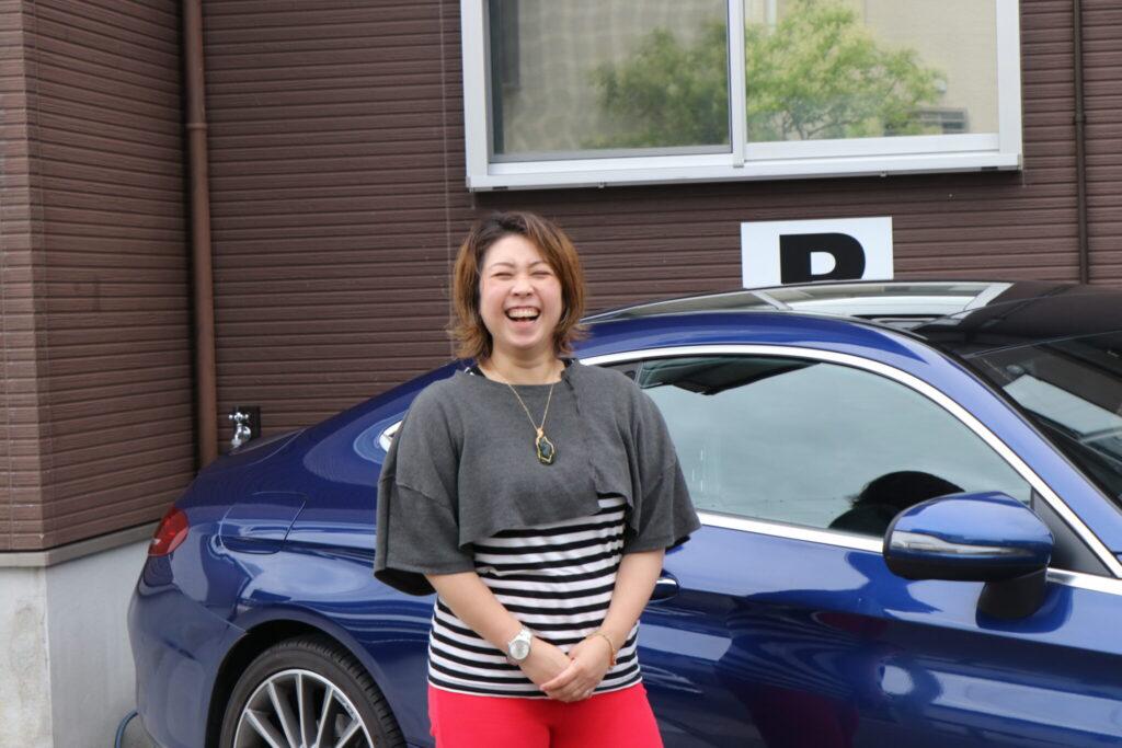 image-「ママだから」からの脱却!運命の車「ベンツ」 前編   Car Shop Dearsign